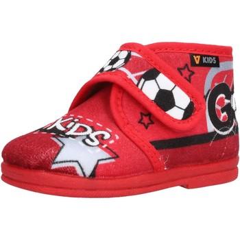 Zapatos Niño Pantuflas para bebé Valleverde - Pantofola rosso 60802 ROSSO