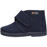 Zapatos Niño Pantuflas para bebé Valleverde - Pantofola blu 60801 BLU