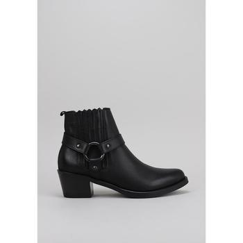 Zapatos Mujer Botines Lol  Negro