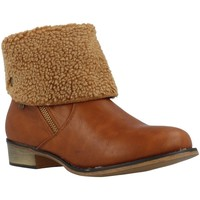 Zapatos Mujer Botines MTNG 55696 Marron
