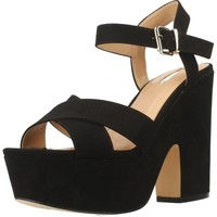 Zapatos Mujer Sandalias Be Different Be Yellow OWL Negro