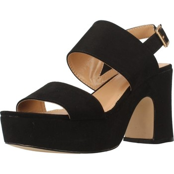Zapatos Mujer Sandalias Be Different Be Yellow SONGBIRD Negro