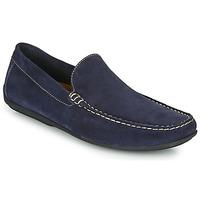 Zapatos Hombre Mocasín So Size MIJI Marino
