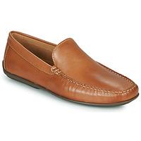 Zapatos Hombre Zapatos náuticos So Size MILLIE Camel