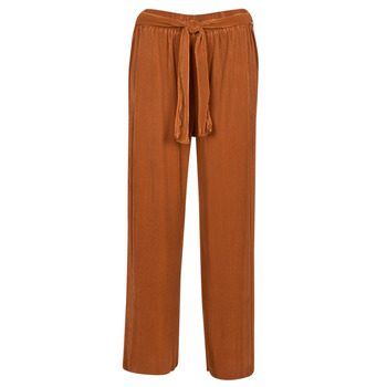textil Mujer Pantalones fluidos Moony Mood 93114-ROUILLE Rojizo