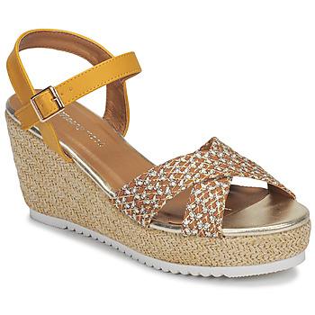 Zapatos Mujer Sandalias Moony Mood MELISSA Ocre