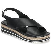 Zapatos Mujer Sandalias Moony Mood MELANIE Negro