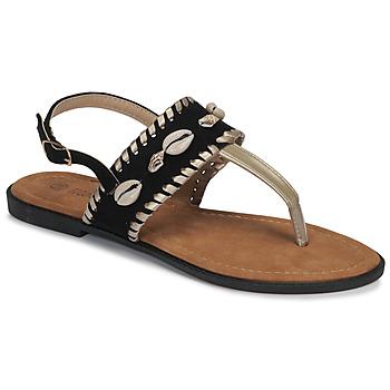 Zapatos Mujer Sandalias Moony Mood MARISE Negro