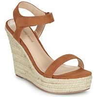 Zapatos Mujer Sandalias Moony Mood MARTA Camel