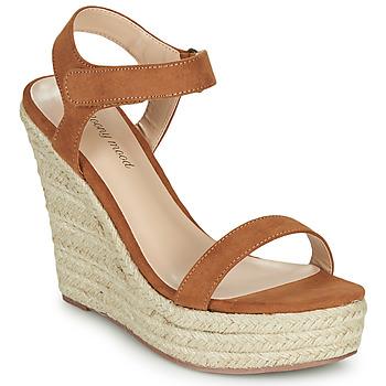 Zapatos Mujer Sandalias Moony Mood MARLEINE Camel