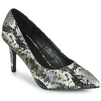 Zapatos Mujer Zapatos de tacón Moony Mood MADRINA Serpiente