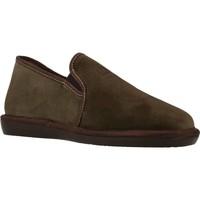 Zapatos Hombre Pantuflas Nordikas 132 Verde