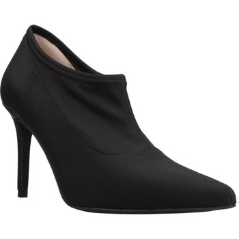 Zapatos Mujer Low boots Angel Alarcon 19534 665A Negro