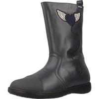 Zapatos Niña Botas de caña baja Garvalin 191623 Azul