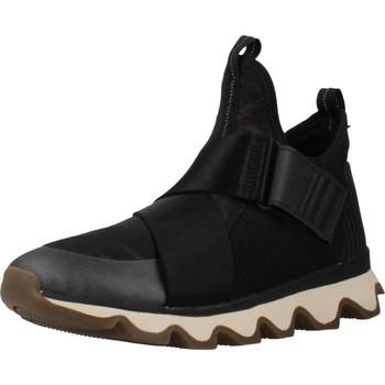 Zapatos Mujer Zapatillas altas Sorel KINETIC SNEAK Negro