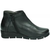 Zapatos Mujer Botas de caña baja 48 Horas BotÍn bajo Negro
