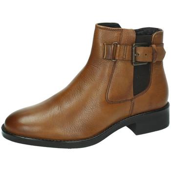 Zapatos Mujer Botines 48 Horas Botines cuero 48 h CUERO