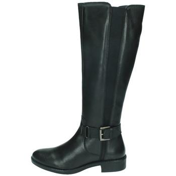 Zapatos Mujer Botas urbanas 48 Horas Botas piel negra 48h NEGRO