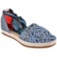 Zapatos Mujer Alpargatas O-joo  Azul