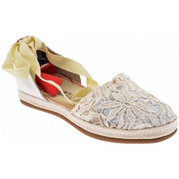 Zapatos Mujer Alpargatas O-joo  Beige