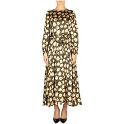 textil Mujer vestidos largos Anonyme ABITO gold