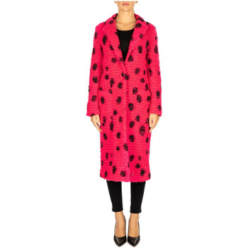 textil Mujer Abrigos Front Street 8 STAR POIS COAT pink