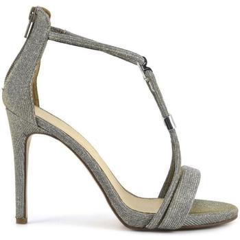 Zapatos Mujer Sandalias Café Noir MNB994 E17.204 ARGENTO