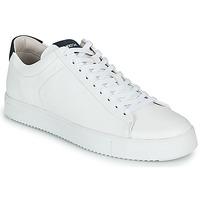 Zapatos Hombre Zapatillas bajas Blackstone RM50 Blanco