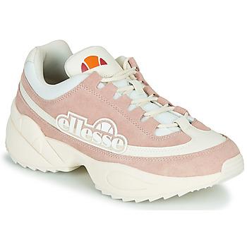 Zapatos Mujer Zapatillas bajas Ellesse SPARTA SUED AF Rosa