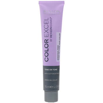 Belleza Tratamiento capilar Revlon Young Color Excel Creme Gel Color 04  70 ml