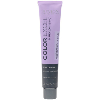Belleza Tratamiento capilar Revlon Young Color Excel Creme Gel Color 07  70 ml