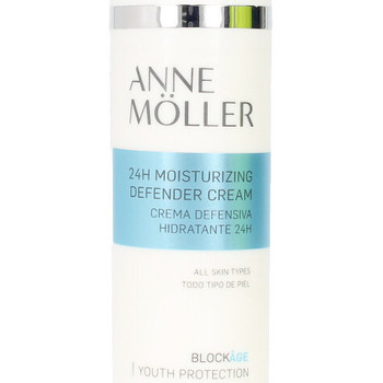 Belleza Mujer Antiedad & antiarrugas Anne Möller Blockâge 24h Moisturizing Defense Cream
