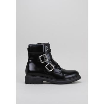 Zapatos Mujer Botines Bryan 1813 Negro