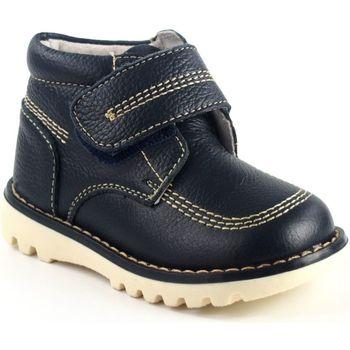 Zapatos Niño Botas de caña baja Bubble Bobble B769 Azul