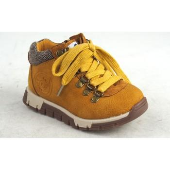 Zapatos Niño Botas de caña baja Katini Botín niño  16763 kak tostado Marrón