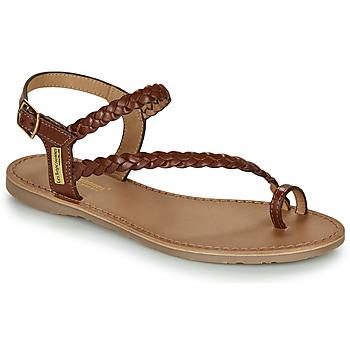 Zapatos Mujer Sandalias Les Tropéziennes par M Belarbi HIDEA Tan
