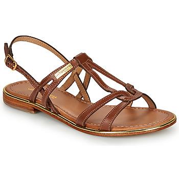 Zapatos Mujer Sandalias Les Tropéziennes par M Belarbi HACKLE Tan