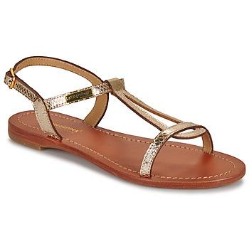 Zapatos Mujer Sandalias Les Tropéziennes par M Belarbi HAMAT Dorado / Serpiente