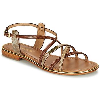 Zapatos Mujer Sandalias Les Tropéziennes par M Belarbi HARRY Tan / Dorado