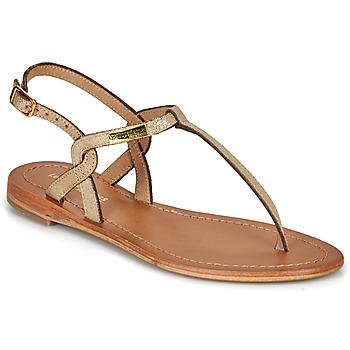 Zapatos Mujer Sandalias Les Tropéziennes par M Belarbi BILLY Dorado