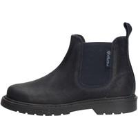 Zapatos Niño Botas de caña baja Naturino - Beatles blu PICCADILLY BLU