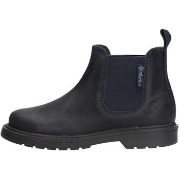 Zapatos Niño Botas de caña baja Naturino - Beatles blu PICCADILLY-0C01 BLU
