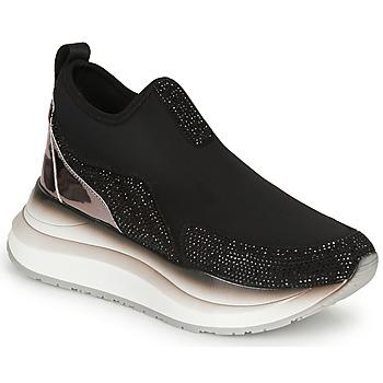 Zapatos Mujer Zapatillas bajas Café Noir MATELO Negro