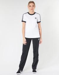 textil Mujer Pantalones de chándal adidas Originals FIREBIRD TP Negro