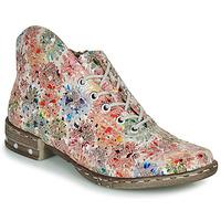 Zapatos Mujer Botas de caña baja Rieker LOKTOS Multicolor