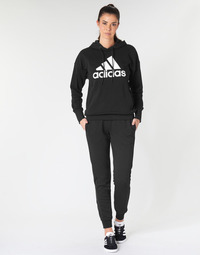 textil Mujer Pantalones de chándal adidas Performance E LIN PANT Negro