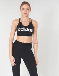 textil Mujer Sujetador deportivo  adidas Performance E BT Negro