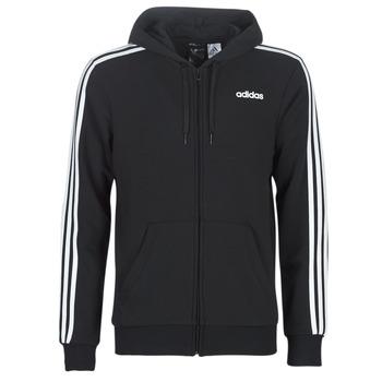 textil Hombre sudaderas adidas Performance E 3S FZ FT Negro