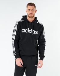 textil Hombre sudaderas adidas Performance E 3S PO FL Negro