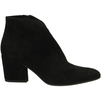 Zapatos Mujer Low boots Pomme D'or CAMOSCIO nero